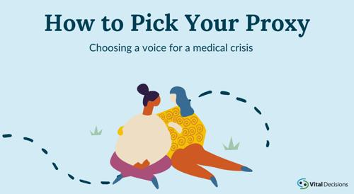 Pick a Proxy Steps 1